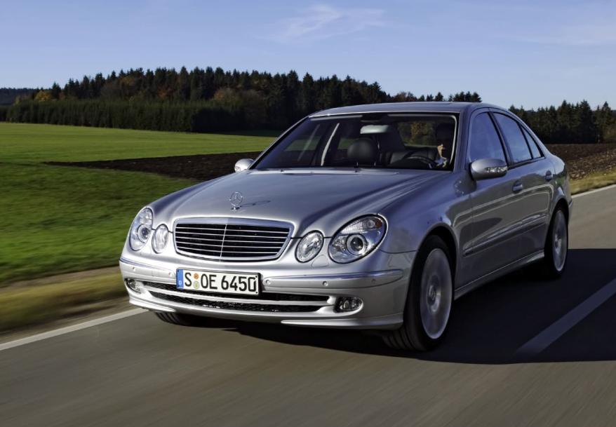 W211 (2003-2009)