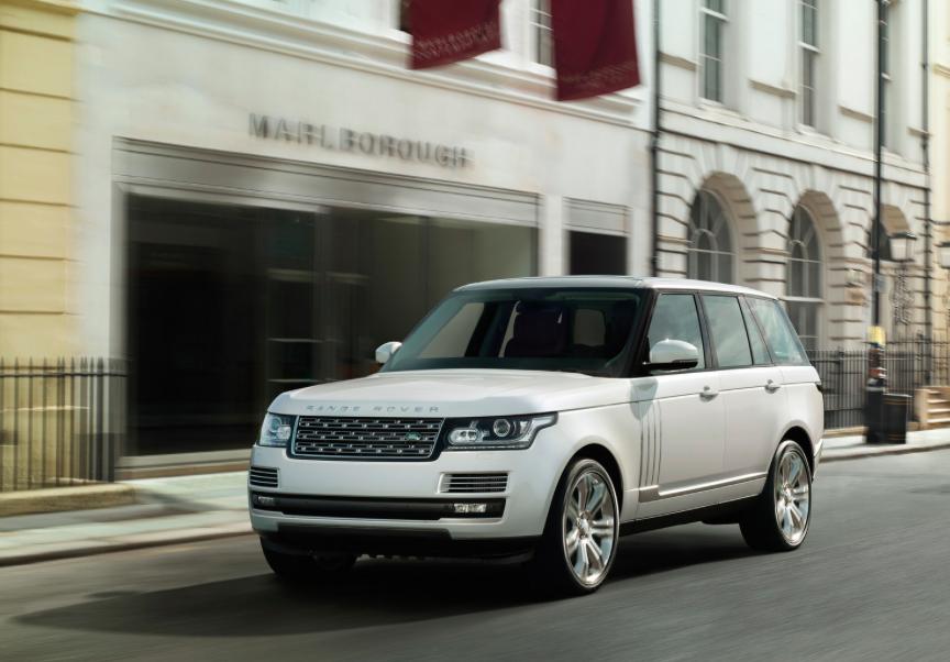 13+ Range Rover Full