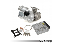 034 Motorsport R460 Hybrid Turbocharger System for 8V Audi S3