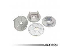 034 Motorsport Billet Aluminum Rear Subframe Mount Insert Kit