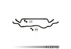 034Motorsport Track Spec Sway Bar Kit, B9 Audi A4/S4, A5/S5, Allroad