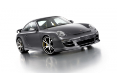 TechArt Front Spoiler I for Porsche 997.2 Carreras
