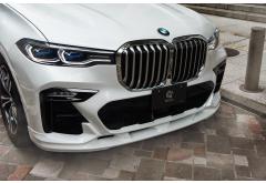 3D Design Front Lip Spoiler for BMW X7