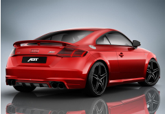 ABT Rear Skirt and Muffler Set for TT & TTS