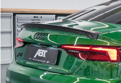 ABT Carbon Fiber Rear Decklid Spoiler for Audi A5/S5/RS5 Coupe