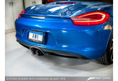 AWE Tuning Porsche 981 Boxster/Cayman Performance Exhaust