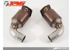 AWE Tuning Porsche 997.1 High Flow Cat sections