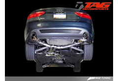 AWE Tuning Audi A5 3.2L Dual Catback Exhaust