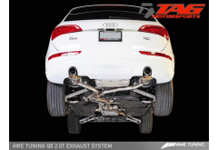 AWE Tuning Audi Q5 2.0T Exhaust System