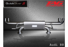 "Quicksilver Audi R8 V8 ""Titan Sports"" Exhaust System"