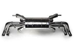 Tubi Audi R8 4.2L V8 Exhaust System
