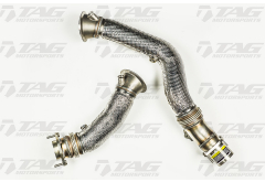 Akrapovic Downpipe (SS) for BMW F80 M3 & F82 M4