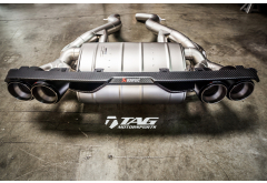 Akrapovic Exhaust System for BMW F80 M3 & F82 M4