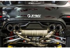 Akrapovic Carbon Fiber Rear Diffuser for BMW F80 M3 & F82 M4