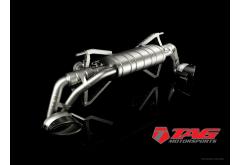 Akrapovic Exhaust System Audi R8 5.2L (V10)