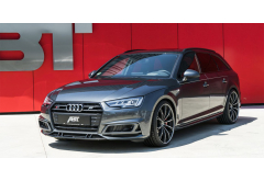 ABT Sportsline Front Lip for B9 S4 and A4 with S-Line