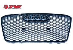 Exterior Car Accessories - Custom Grill Photo - TAG Motorsports