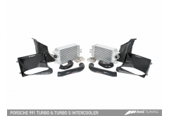 AWE Tuning Porsche 991TT Performance Intercooler Kit