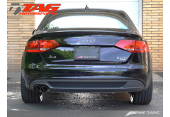 AWE Tuning Audi A4 B8 Single Outlet Exhaust System