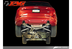 AWE Tuning Audi Q5 3.2L Non-Resonated Exhaust System