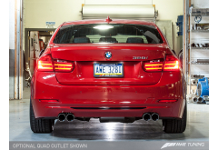 AWE Tuning BMW F3X N20 328i/428i Performance Mid Pipe