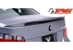 Vorsteiner BMW 5-Series VR5 Aero Deck Lid Spoiler Carbon Fiber