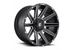 """Fuel Contra D616 20"""" Wheels for Jeep Wrangler / Gladiator"""