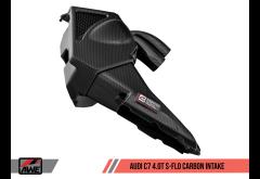 AWE Tuning S6 S7 S-FLO V2.0 Carbon Fiber Intake System