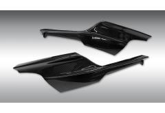Novitec Carbon Rear Bumper Attachment for Ferrari 812