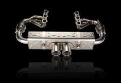 Akrapovic Porsche GT3 Evolution Race Exhaust System