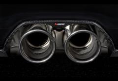 Akrapovic Porsche GT3 Slip On Exhaust System