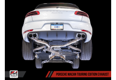 AWE Tuning Porsche Macan S / GTS / Turbo Exhaust Suite