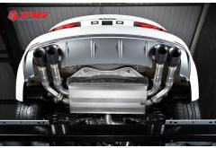 Milltek Audi S3 (8V) 2.0 TFSI quattro Sedan Valved Cat-Back Exhaust