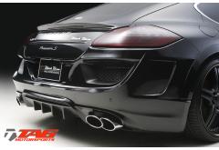 WALD Porsche 970 Panamera Rear Fender Arch Set