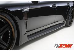 WALD Porsche 970 Panamera Side Skirt Set