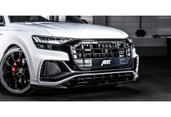 ABT Audi Q8 / SQ8 Front Skirt Add-On (for S-line exterior)