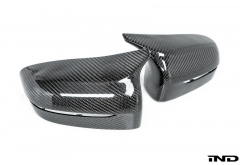 RKP F90 M5 Carbon Mirror Caps