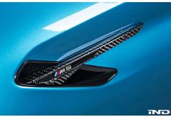 RKP F90 M5 Carbon Side grilles