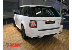STARTECH Range Rover Sport Valved Exhaust System