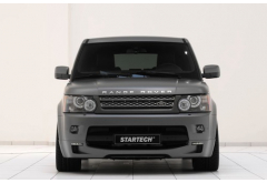STARTECH Range Rover Sport Front Bumper Skirt Attachment with LED