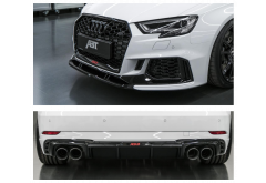 ABT 8V RS3 Single Aerodynamic Parts