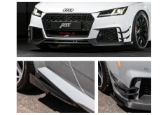 ABT 8S TT RS Single Aerodynamic Parts