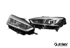 OEM B9 A5/S5/RS5 European LED Headlight (ECode)