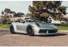 FOR SALE: 2020 Porsche 992 S Cabrio with TechArt Upgrades