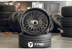 """INVENTORY SPECIAL - HRE 501 20/21"""" Wheel Set for 991 GT2 RS / GT3 RS"""