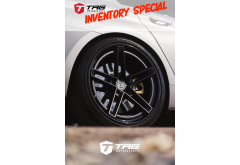 "INVENTORY SPECIAL - HRE G-Code 21"" for F9X M5 / M8"