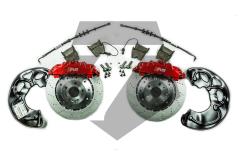 OEM Part Audi RS5 Front Brake Conversion
