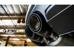 Akrapovic Evolution Line Titanium Exhaust System for Audi S6 S7