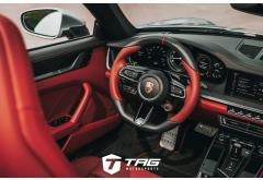 TechArt Tailor-Made Interior for Porsche 992