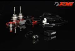 Akrapovic Porsche 911 Carrera-S Wireless Kit (optional)